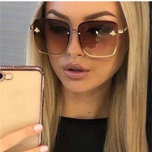 Bee Brown Sunglasses